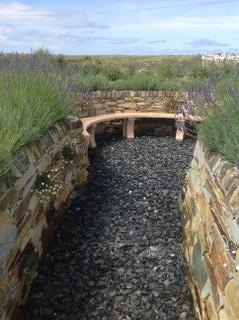 Magic Bench, Crantock Peninsula